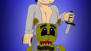 FNaF Vs Demolition Girl  (Comic Animation)