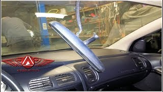 How To Reattach Rearview Mirror With Adhesive In 10 minutes