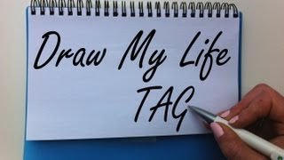 Draw My Life TAG ♥