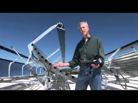 General Hydroponics: Cogenra Hybrid Solar Installation