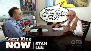 Stan Lee Discusses his Career, Movie Cameos & Bonding with Marvel Actors
