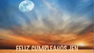 Jen - Moons - Happy Birthday