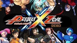 Project X - Let's Show (BLIND) Project X Zone [DEMO] (GERMAN)
