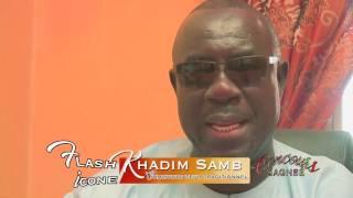 Khadim Samb: ''j'ai dépensé 250 millions en...''