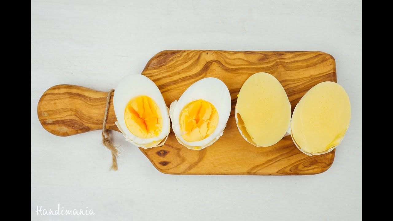 How To Make Scrambled and Hard-Boiled Eggs Without ...