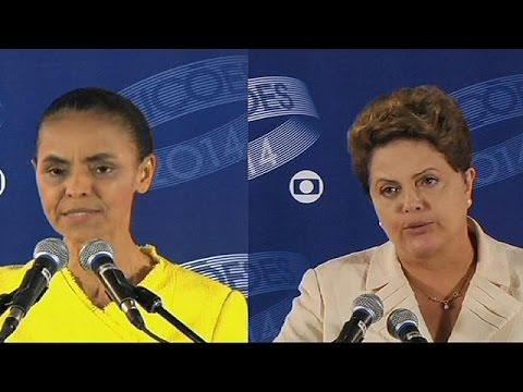 Polls say Rousseff further ahead in Brazil's election race