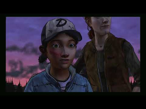 The Walking Dead Season 2 Episode 4 Rebecca Gives Birth Section