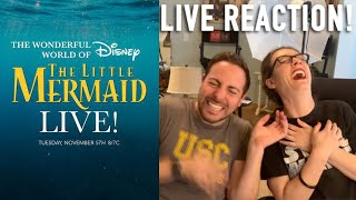 Little Mermaid Live | MovieBitches Watch Along