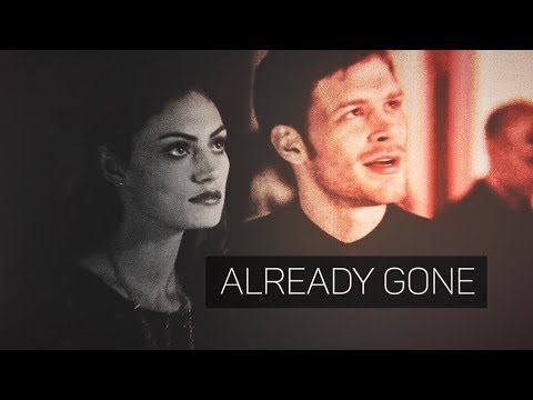 we were always meant to say goodbye | klaus and hayley