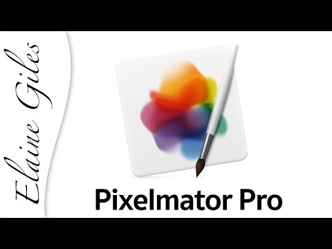 Pixelmator Pro FULL Tutorial (Live Session)