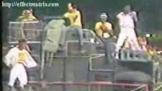 Bossa Combo Haitian Carnival 1985