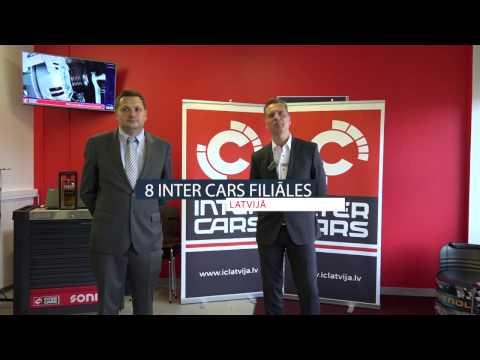 Inter Cars filiâle Jelgavâ