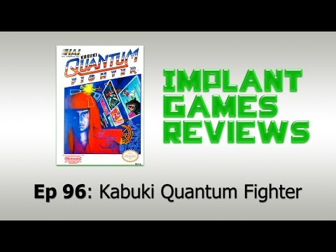 Kabuki Quantum Fighter Review (Nintendo Entertainment System)
