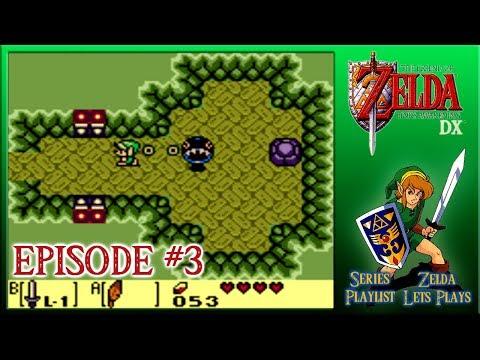 The Legend Of Zelda: Link's Awakening - BowWow's Rescue & The Bottle Grotto Bracelet - Episode 3