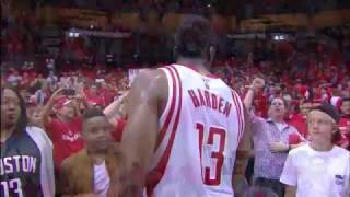 Oklahoma City Thunder at Houston Rockets - April 19, 2017