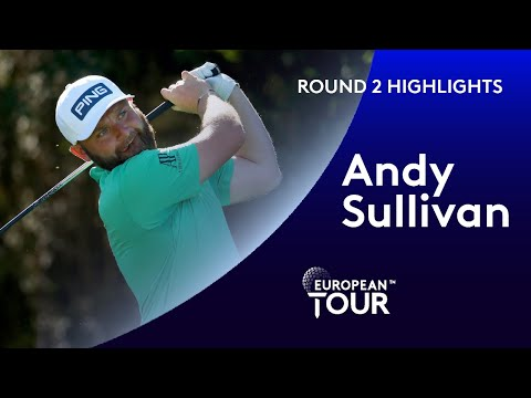 Andy Sullivan shoots fine 62 | English Championship
