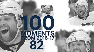 No. 82/100: Phil Kessel joins 600 point club