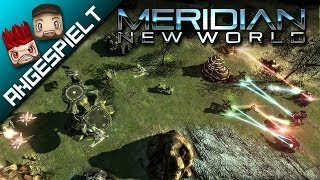 Angespielt: MERIDIAN - THE NEW WORLD [FullHD] [deutsch]