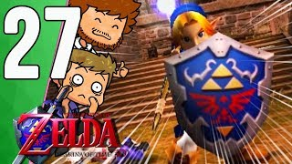 HE PROTECC BUT HE ALSO ATTACC ⚔️ | Zelda Ocarina Of Time Ep.27