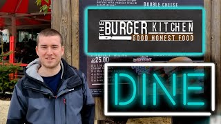 Burger Kitchen @ Drayton Manor Review   DINE [Pilot]