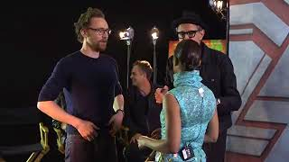 Download Song Rock, Paper, Scissors with the cast of Thor: Ragnarok Free StafaMp3