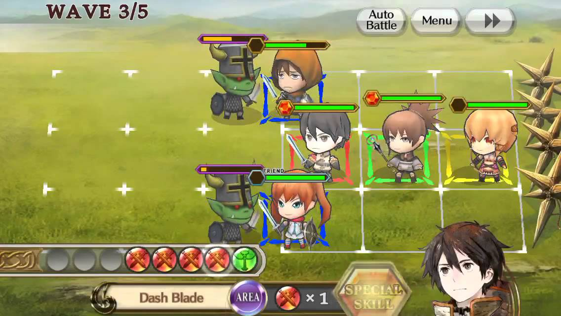 Chain Chronicle] Character side quest part 1 - YouTube