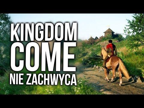 Piękny świat nie wystarczy - wrażenia z Kingdom Come: Deliverance