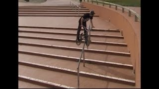 "BMX Street - Alex Donnachie ""Ruin Your Whole Summer"" Section"