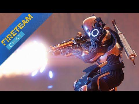 New Public Event, Loot, Adventures Reactions - Destiny 2: Curse of Osiris - Fireteam Chat Ep. 139