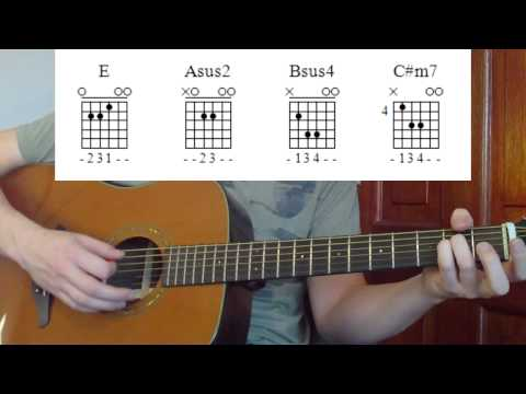 How To Play Kiss You By One Direction (guitar Lesson) video