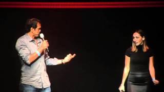 Battioke 2015: Erik Spoelstra and Nikki Sapp -- Billie Jean