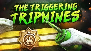 The Triggering Trip Mines of WW2! Tripmine + Saboteur!