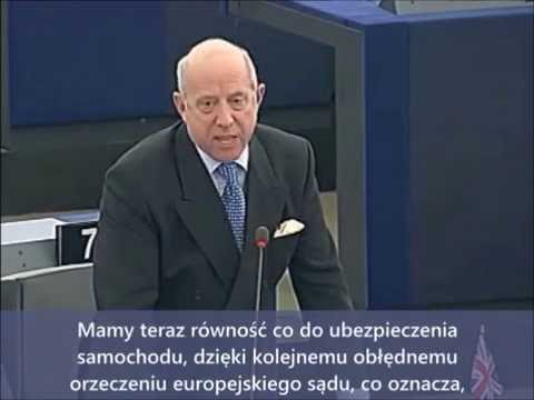 Godfrey Bloom pod atakiem pos�anek