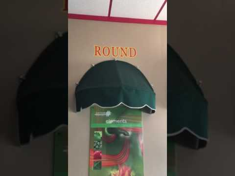 Round Vs. Dome Awnings