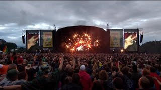 Red Hot Chili Peppers - T in The Park 2016