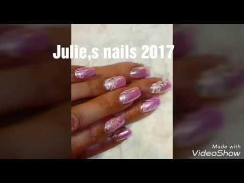Julie's nails 2017
