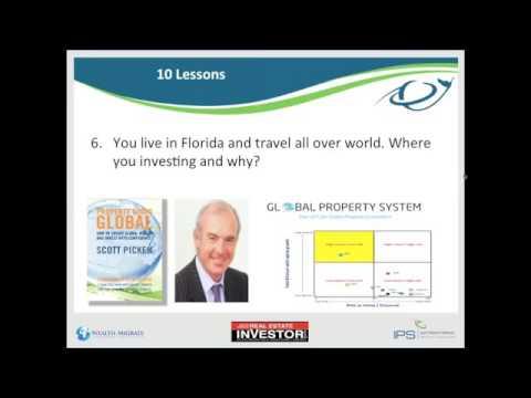 USA, Atlanta   Global Property Summit   RJ Palano   Scott Picken   USA Property Investment