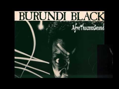 Burundi Steiphenson Black Burundi Black Part 1