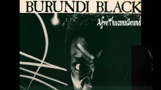 "Burundi Black First Part - Vinil Original Version 12""  Label Barclay (1981)"