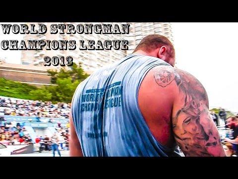 Мировой рекорд Хафтор Бьёрнссон Strongman Champions во Владивостоке
