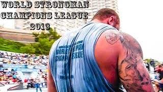 Мировой рекорд Strongman Champions во Владивостоке / World Record Strongman Champions