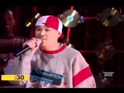 MC Jin rap to win the mouth cheap nigger