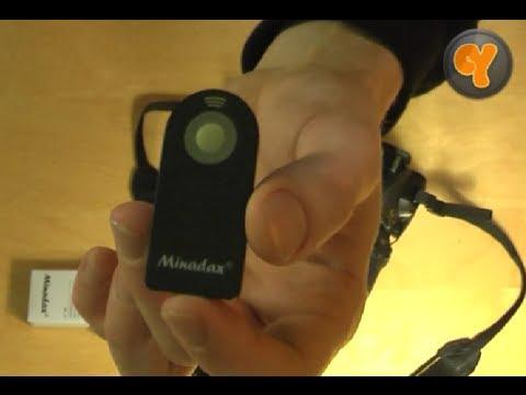 Unboxing: Minadax Infrarot Fernausl