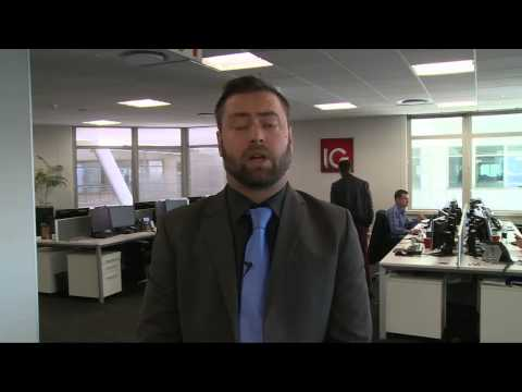 SA Midday Market Report 20 June 2014 with Shaun Murison
