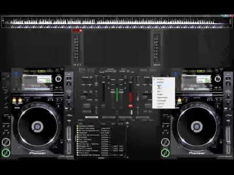 free/gratis best virtual dj skins pioneer cdj 2000 plus 124 skins