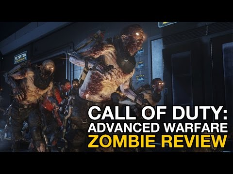 Call of Duty: Advanced Warfare Havoc DLC - Zombie Review - VideoGamer