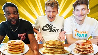 EPIC 2Hype Pancake Cookoff!