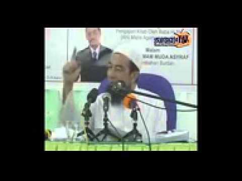 Ust Azhar Idrus Tolak Wan Azizah MB Selangor