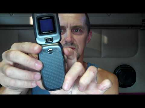 Samsung Convoy cell phone: a trucker's take