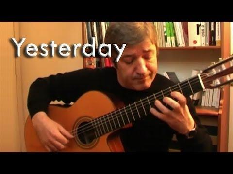 Frederic Mesnier - Yesterday